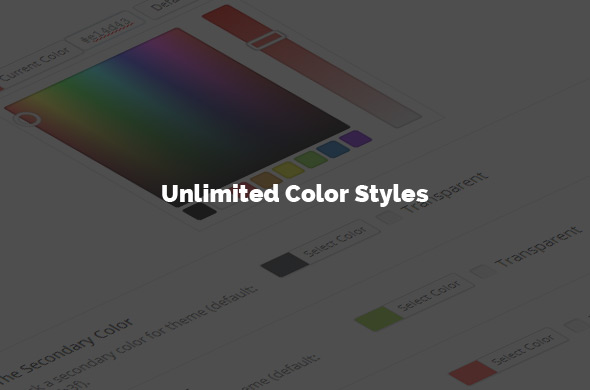 Unlimited Color Style